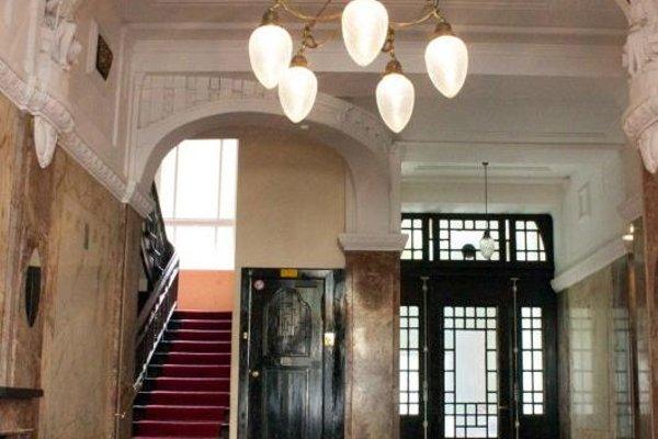Arta Lenz Hotel - 19