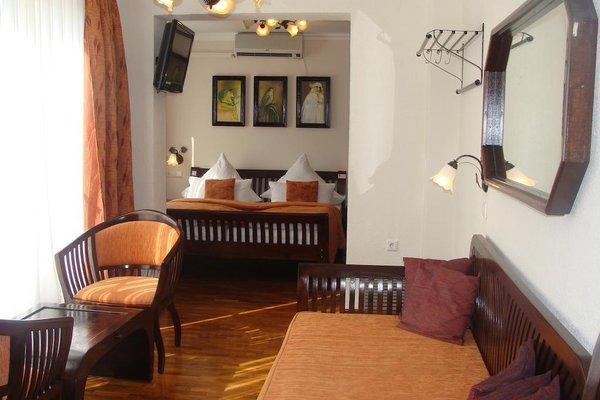 Aparthotel Aviv - 12