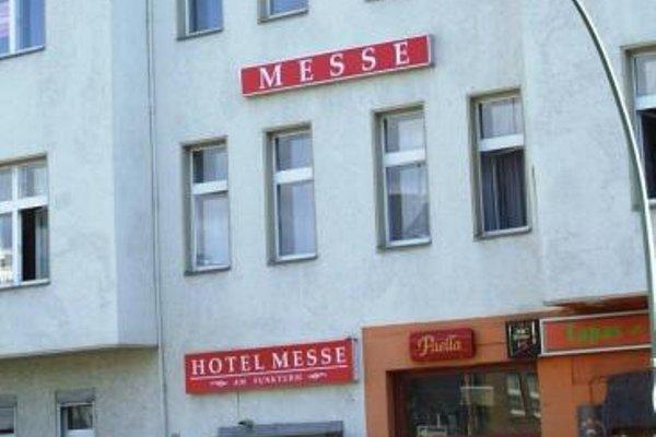Hotel Messe am Funkturm - фото 17