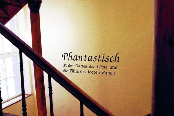 Arte Luise Kunsthotel - фото 17