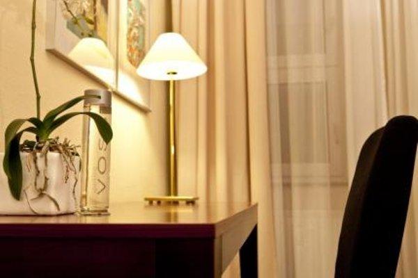 relexa hotel Stuttgarter Hof - фото 10