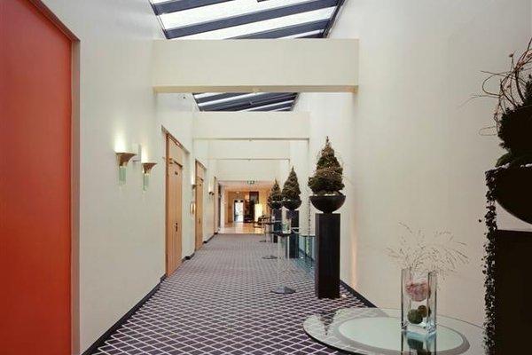 relexa hotel Stuttgarter Hof - фото 16