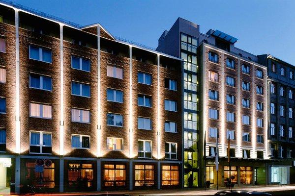 relexa hotel Stuttgarter Hof - фото 23
