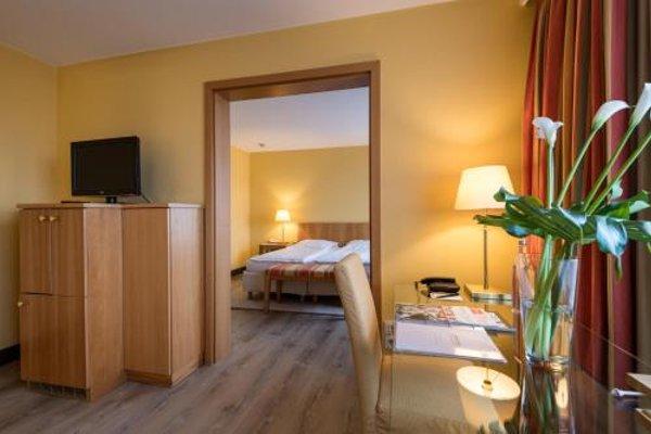 relexa hotel Stuttgarter Hof - фото 3