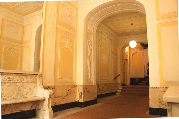 Hotel-Maison Am Olivaer Platz - фото 15