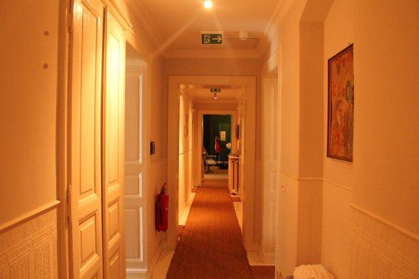 Hotel-Maison Am Olivaer Platz - фото 17