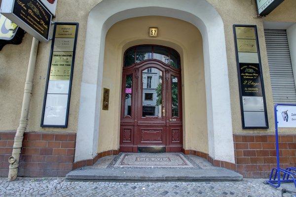 Hotel-Maison Am Olivaer Platz - фото 23