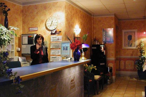 City-Hotel Ansbach am Kurfurstendamm - фото 16