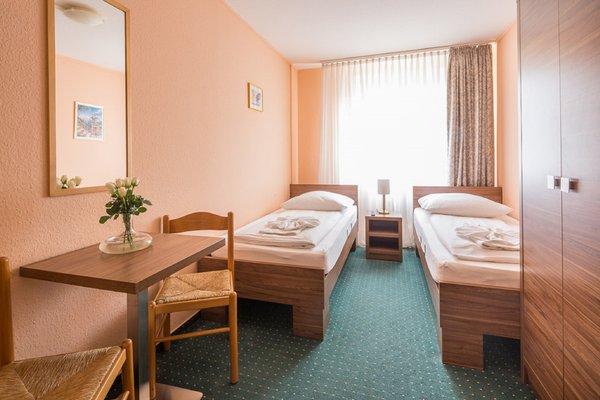 City-Hotel Ansbach am Kurfurstendamm - фото 4