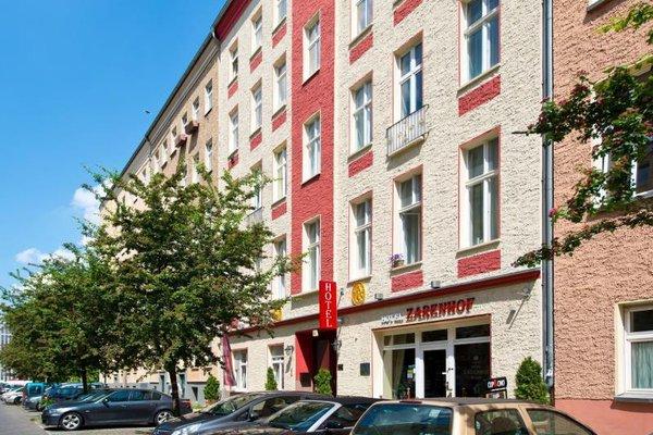 Hotel & Apartments Zarenhof Berlin Mitte - фото 22