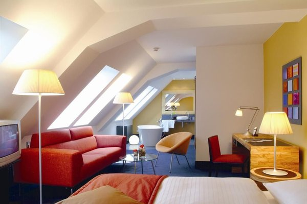 Movenpick Hotel Berlin Am Potsdamer Platz - фото 16