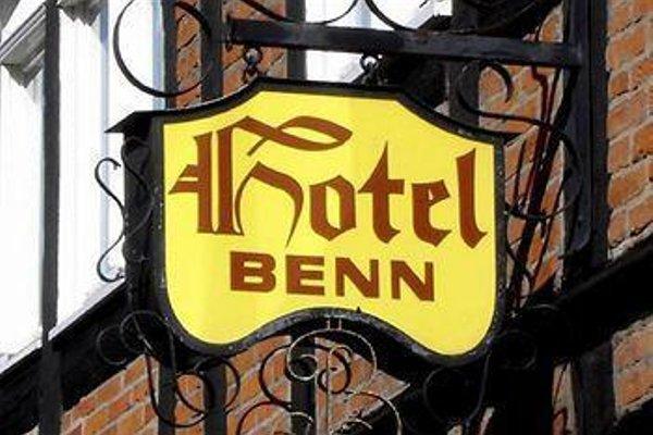 Hotel Benn - фото 15