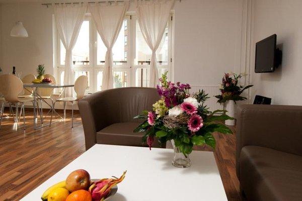 Apartments am Brandenburger Tor - фото 16