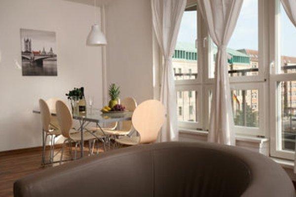 Apartments am Brandenburger Tor - фото 21