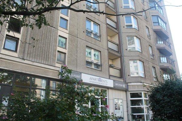 Apartments am Brandenburger Tor - фото 23