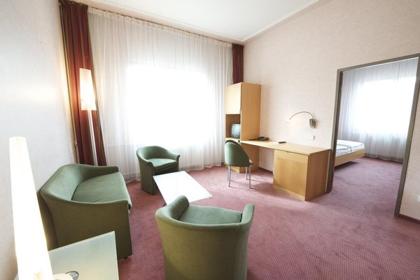 Hotel Baerlin - фото 8