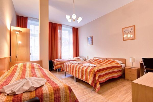 Hotel-Pension Am Savignyplatz - фото 50