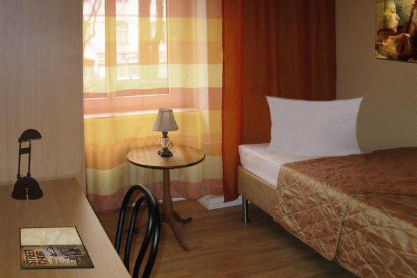 Hotel-Pension Am Savignyplatz - фото 11