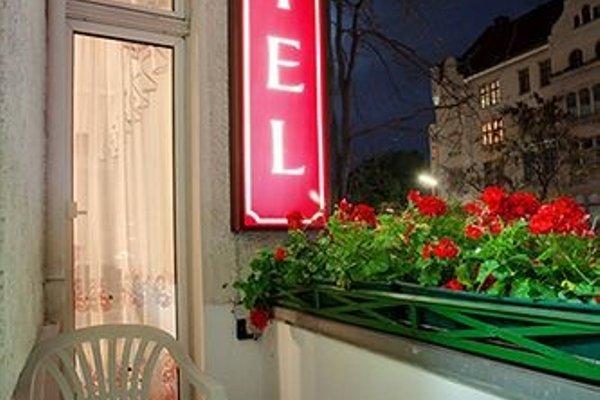 Hotel-Pension Am Savignyplatz - фото 23