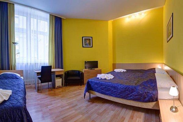 Hotel-Pension Am Savignyplatz - фото 8