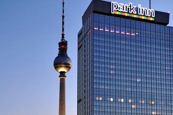 Park Inn by Radisson Berlin Alexanderplatz - фото 22