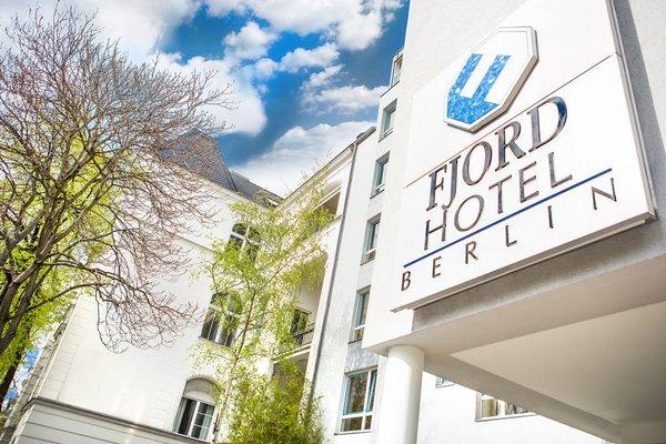 Fjord Hotel Berlin - фото 22