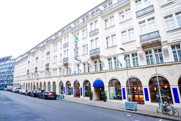 Novum Select Hotel Berlin Checkpoint Charlie - фото 21
