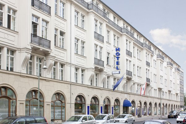 Novum Select Hotel Berlin Checkpoint Charlie - фото 22