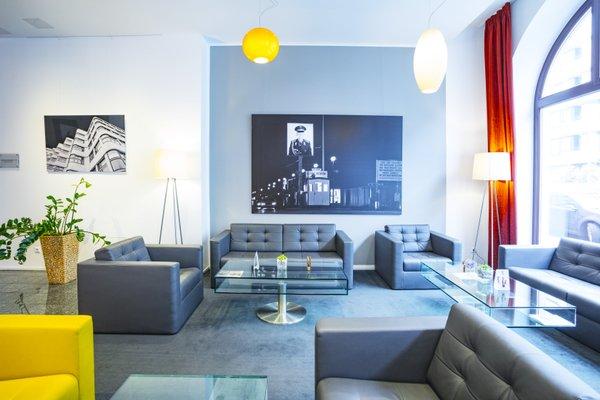 Novum Select Hotel Berlin Checkpoint Charlie - фото 5