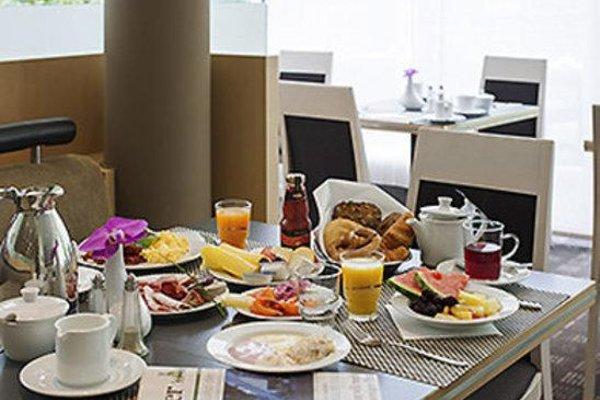 Mercure Hotel Berlin City - 10