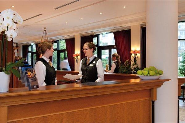 Victor's Residenz-Hotel Berlin - фото 15
