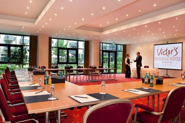 Victor's Residenz-Hotel Berlin - фото 18