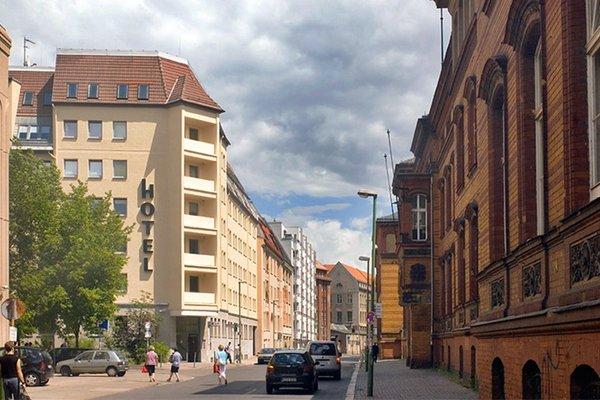 Dietrich-Bonhoeffer-Hotel Berlin Mitte - 22