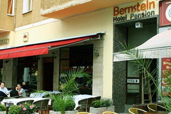 Hotel Pension Bernstein am Kurfurstendamm - фото 13