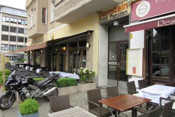 Hotel Pension Bernstein am Kurfurstendamm - фото 20