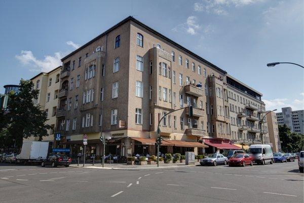 Hotel Pension Bernstein am Kurfurstendamm - фото 23