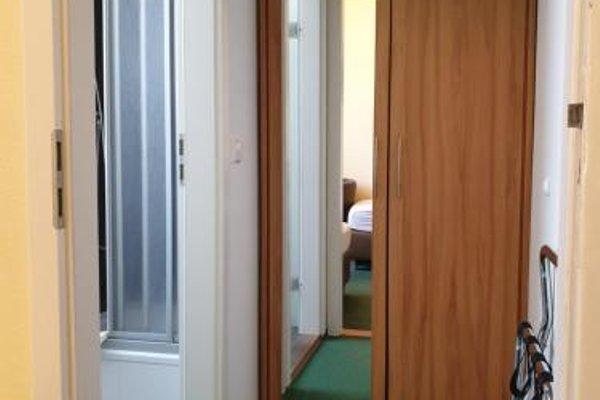 Hotel Pension Fischer am Kudamm - фото 12