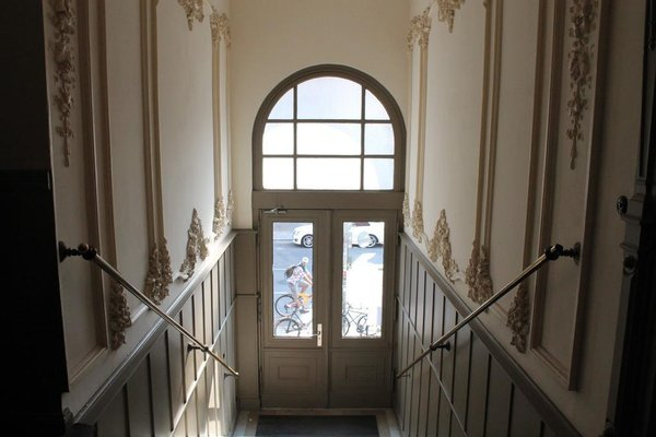 Hotel Pension Fischer am Kudamm - фото 17