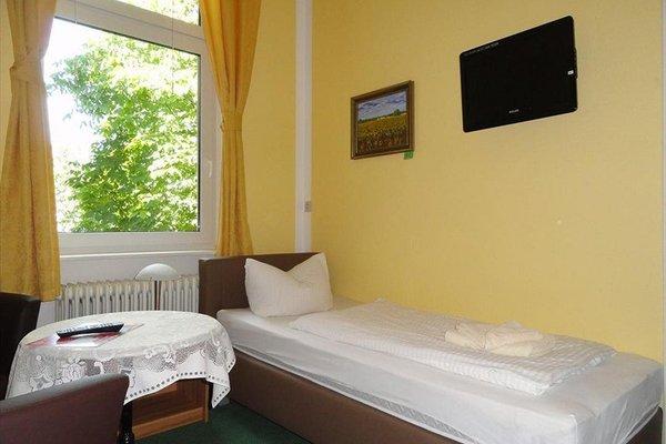 Hotel Pension Fischer am Kudamm - фото 3
