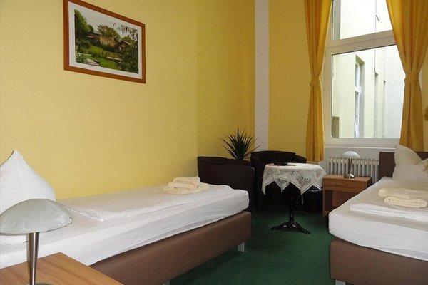 Hotel Pension Fischer am Kudamm - фото 4