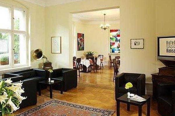 Hotel Hansablick - фото 5