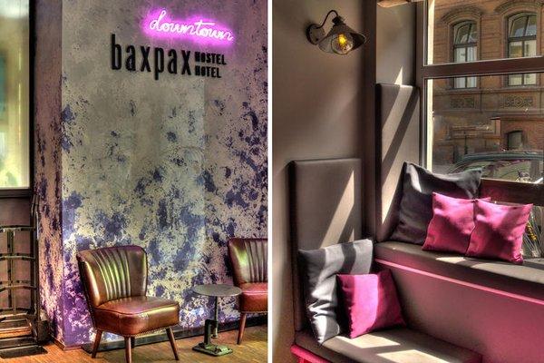 Baxpax Downtown Hostel/Hotel - фото 14