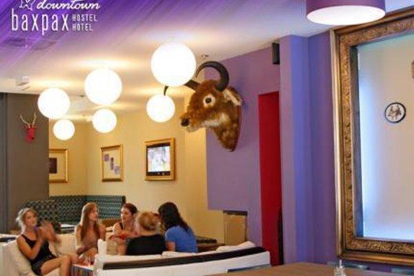 Baxpax Downtown Hostel/Hotel - фото 15