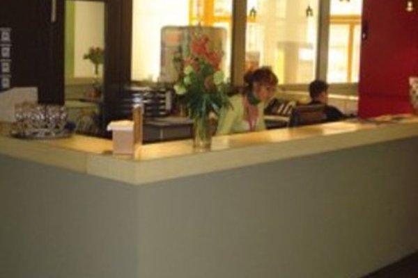 Baxpax Downtown Hostel/Hotel - фото 16