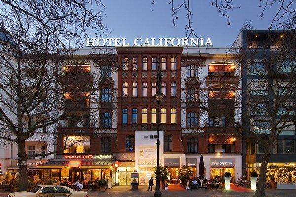 Hotel California am Kurfurstendamm - фото 22