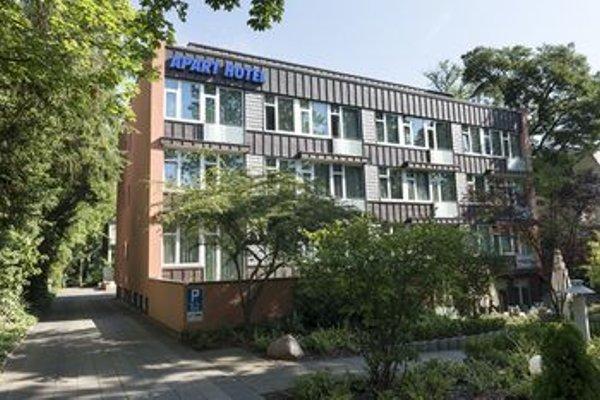 Michels Apart Hotel Berlin - фото 22
