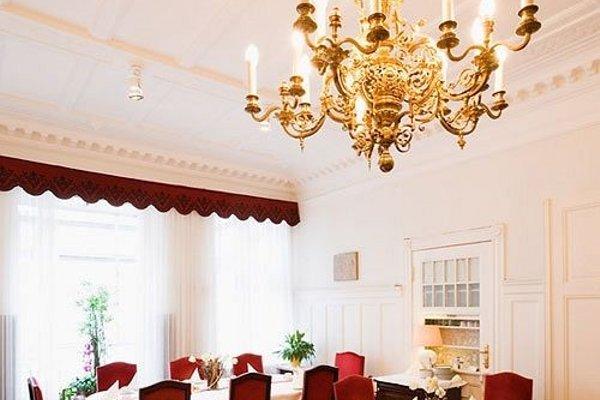 Hotel-Pension Dittberner - фото 15