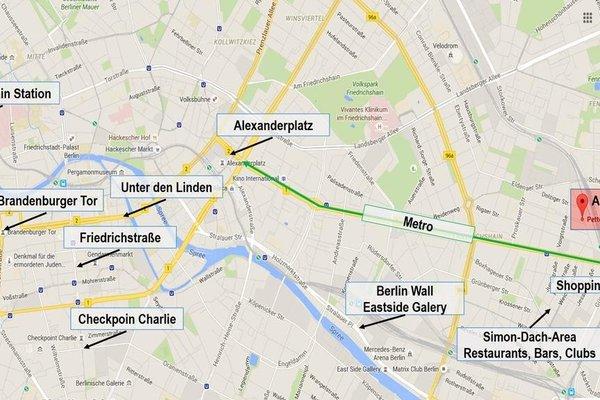 Apartments im Zentrum Berlin - 7