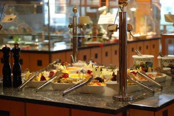 ABACUS Tierpark Hotel - фото 12