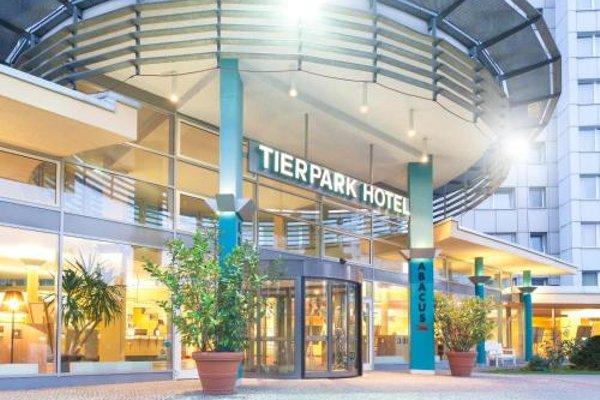 ABACUS Tierpark Hotel - фото 17